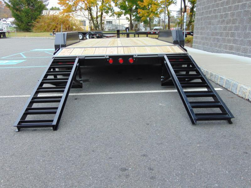 2021 PJ Trailers 20 x 6 in. Channel Equipment (CC) Equipment Trailer