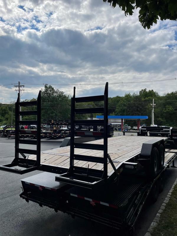 2020 Fox Trail Utility (20ft) Equipment Trailer