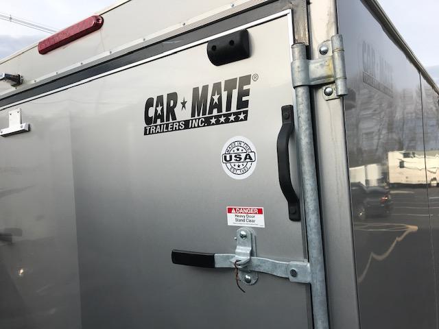 2021 Car Mate Trailers CM612CC Enclosed Trailer
