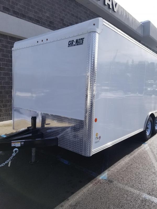 2021 Car Mate Trailers CM820EGL Enclosed Cargo 8x20