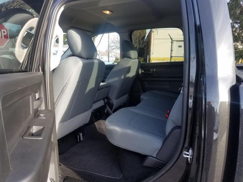 2018 Ram 2500 HD 6.4L Crew Cab 6FT Bed 4X4