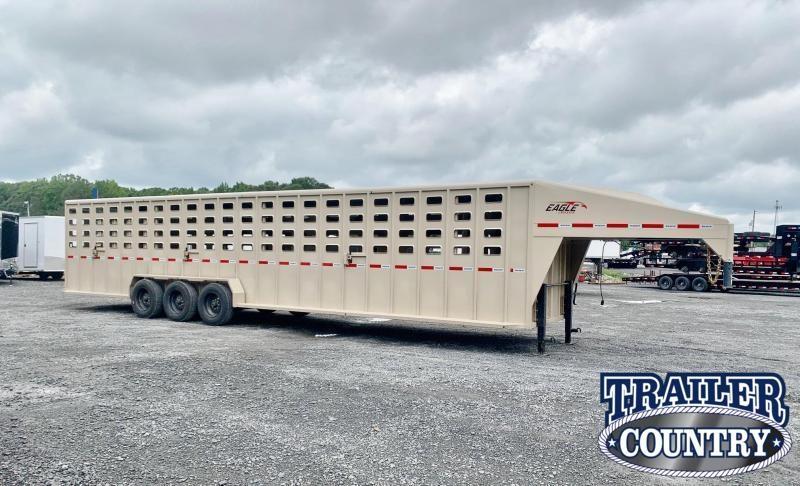 2022 Maxxim Industries 36' Gooseneck Livestock Trailer - IN STOCK!