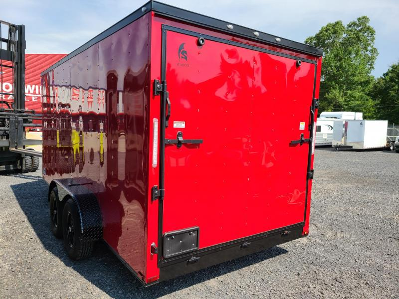 2021 Spartan Cargo 7X16 TA Enclosed Cargo Trailer