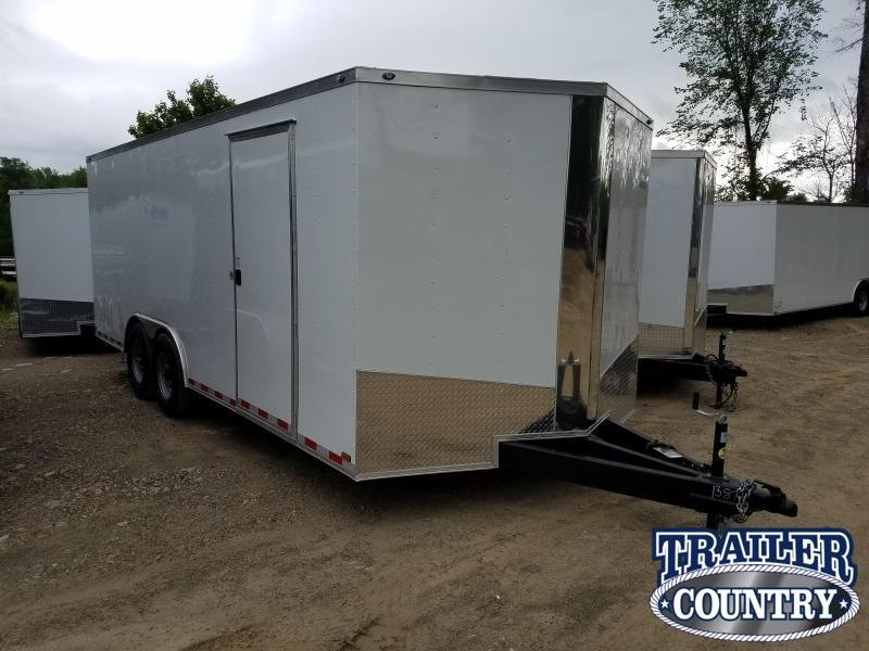 2019 Spartan 8.5X20TA Enclosed Cargo Trailer
