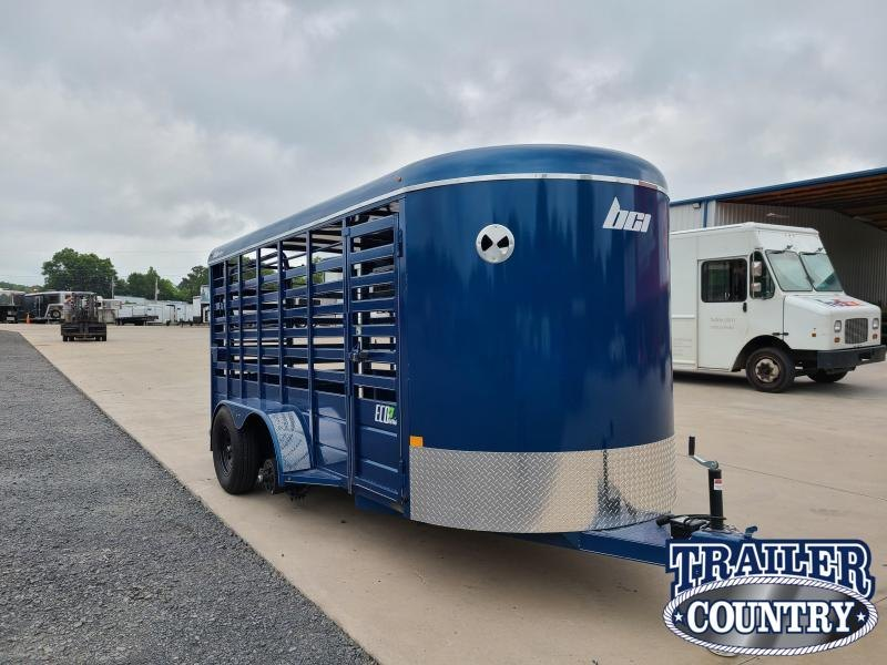 2021 BCI 16X6 ECO SERIES Horse Trailer