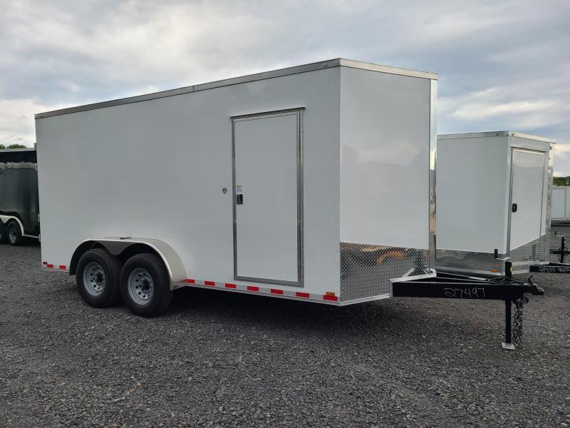 2022 Spartan Cargo 7X16 TA Enclosed Cargo Trailer