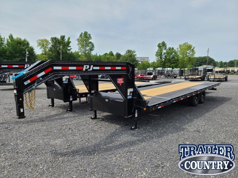 2021 PJ Trailers 26FT DECKOVER TILT Equipment Trailer