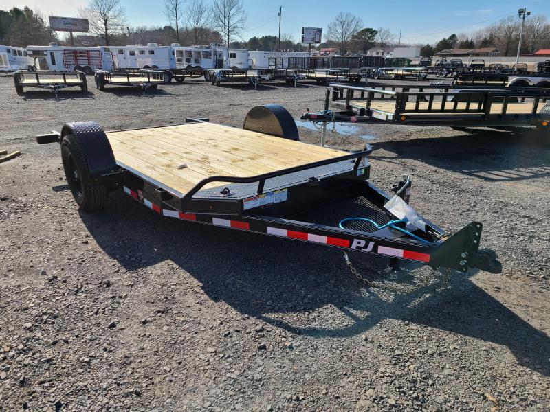 2022 PJ Trailers 83X13 SA TILT Enclosed Cargo Trailer
