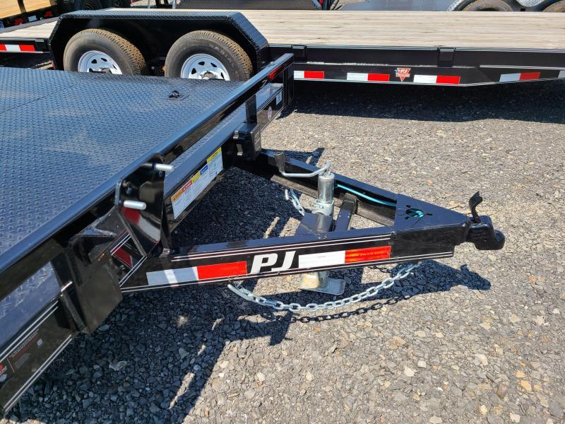 2021 PJ Trailers 83X18 TA Car / Racing Trailer