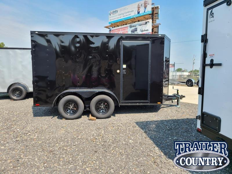2021 Spartan Cargo 6X12 TA Enclosed Cargo Trailer