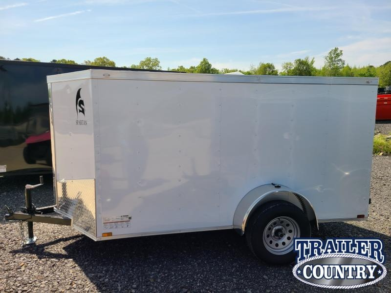 2021 Spartan Cargo 5X10 SA Enclosed Cargo Trailer