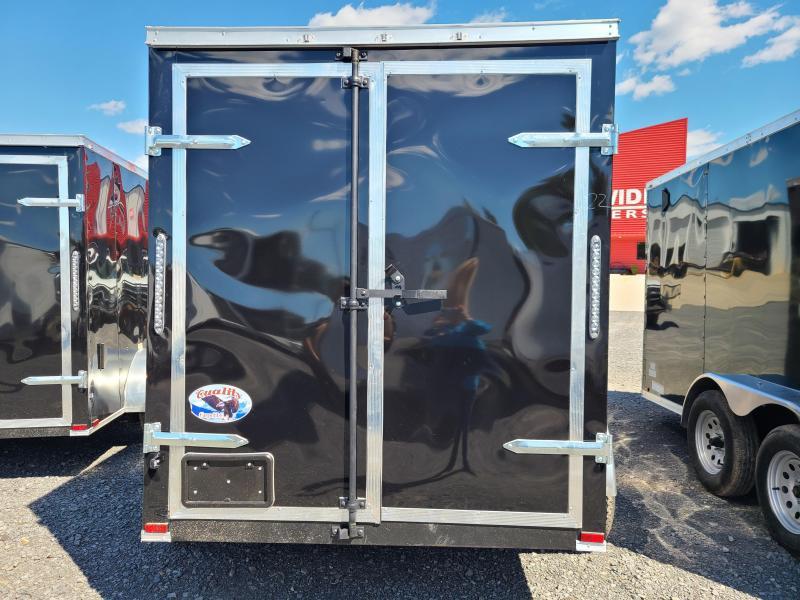 2022 Quality Cargo 6X12 TA Enclosed Cargo Trailer