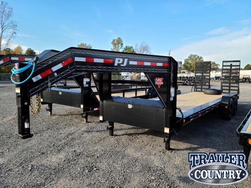 2021 PJ Trailers 82X24 PRO BEAM Equipment Trailer