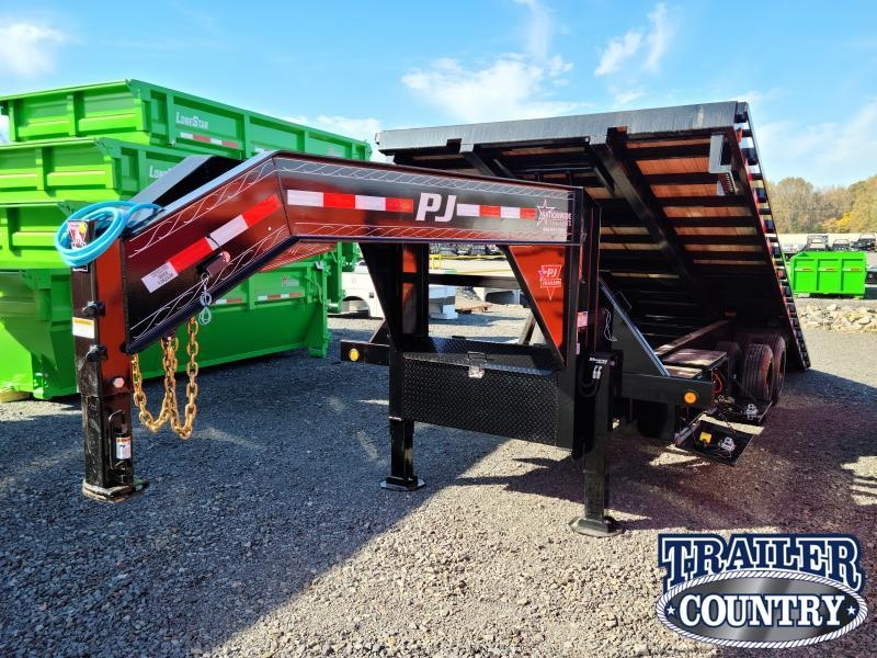 2021 PJ Trailers 24FT DUAL TILT Equipment Trailer