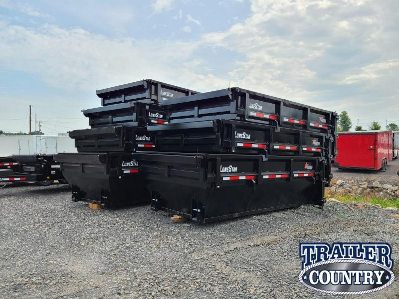 2020 Lonestar 83X14 Roll-Off Bin