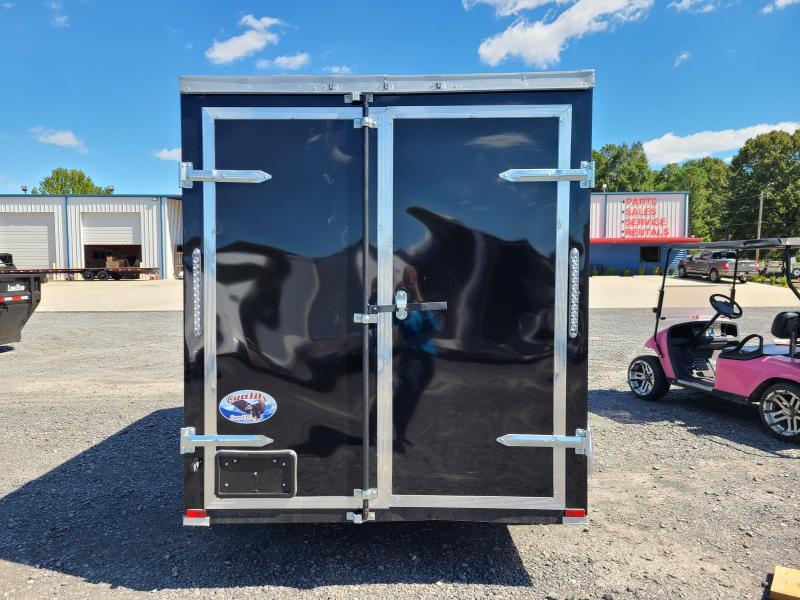 2022 Quality Cargo 6X10 SA Enclosed Cargo Trailer