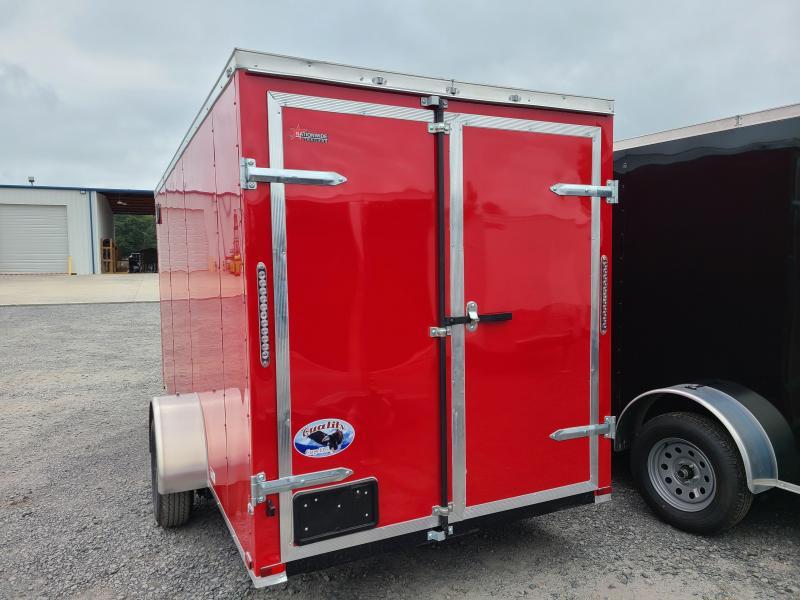 2022 Quality Cargo 6X14 SA Enclosed Cargo Trailer