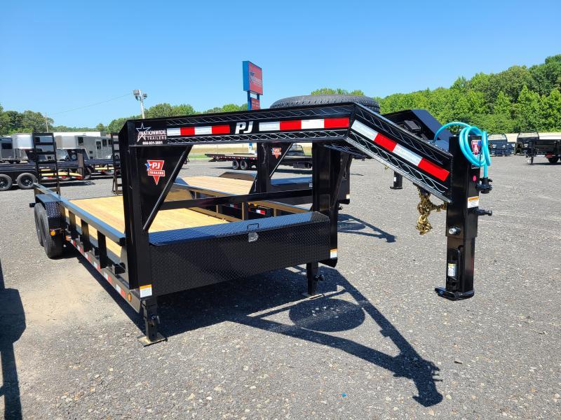 2022 PJ Trailers 83X24TA Equipment Trailer