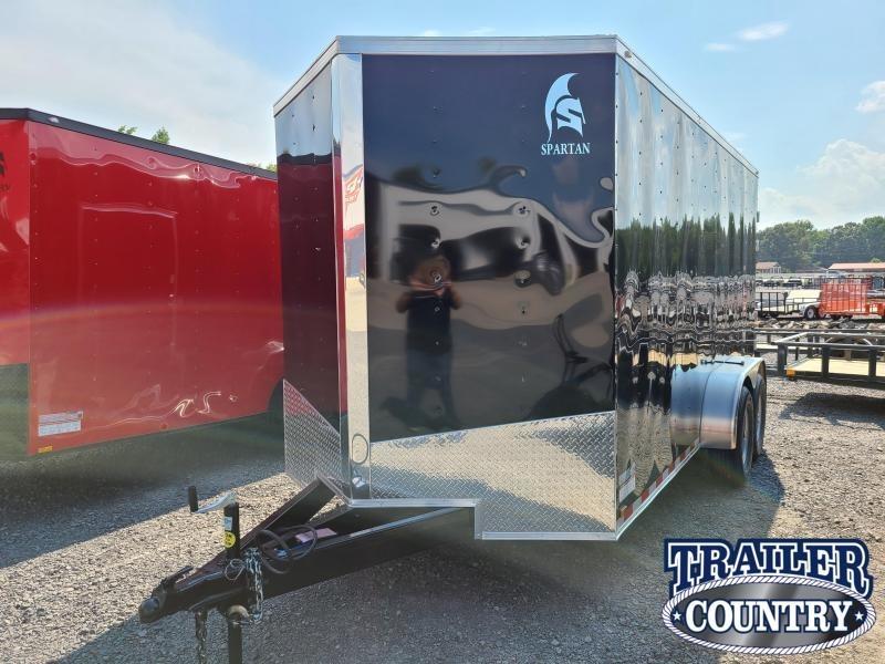 2021 Spartan Cargo 7X16 TA Enclosed Cargo Trailer