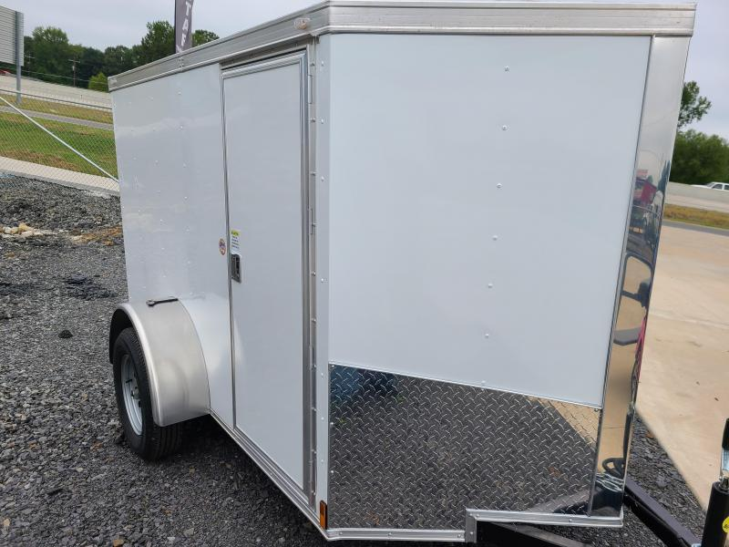 2021 Spartan Cargo 5X8 SA Enclosed Cargo Trailer