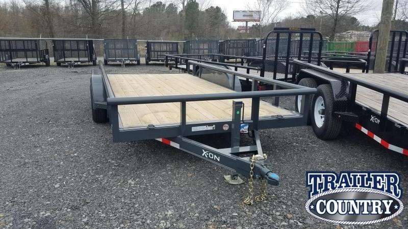 ***PRICE REDUCTION***2020 X-On 83X16 TA UTILITY TRAILER