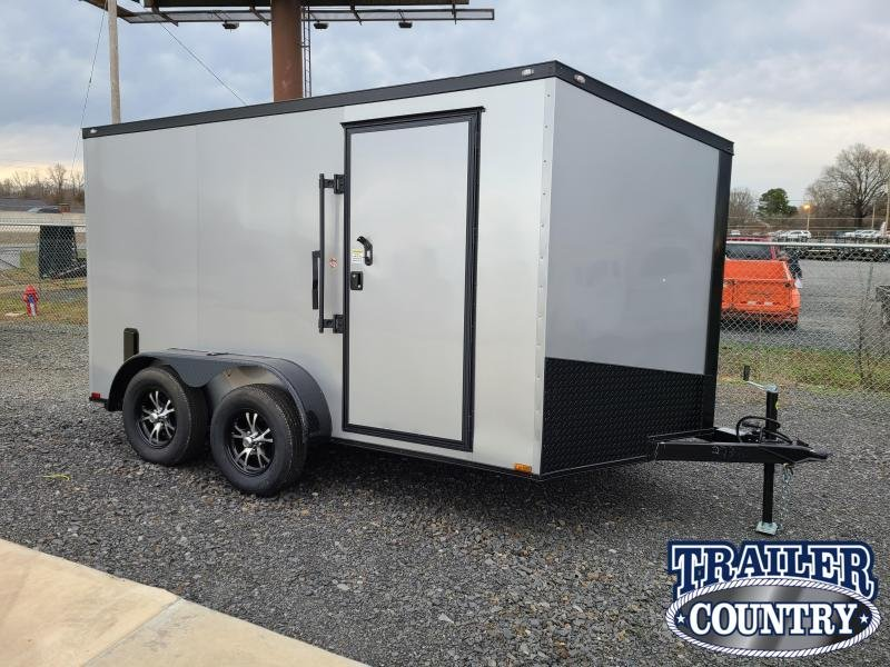 2021 Spartan Cargo 5523.00 Enclosed Cargo Trailer
