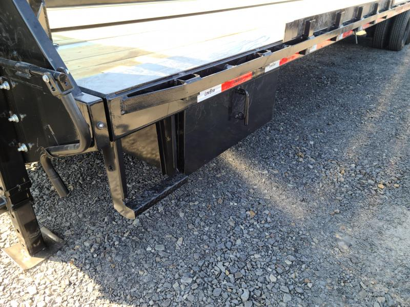 2021 Lonestar 102X40 CONTAINER Flatbed Trailer