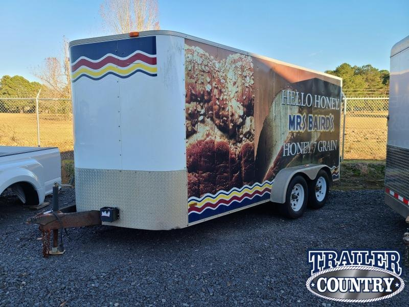 2011 Other 7X14.5 Enclosed Cargo Trailer