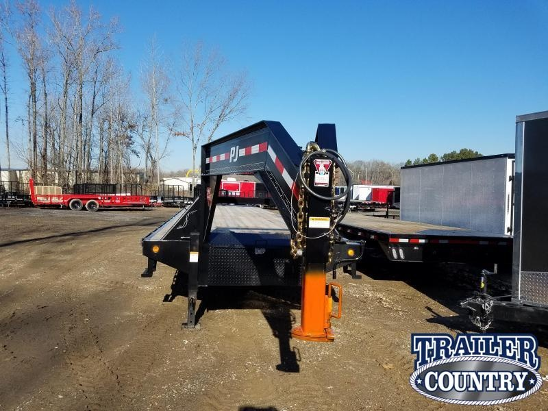***RENTAL*** 2019 PJ Trailers 40 Flatbed Trailer