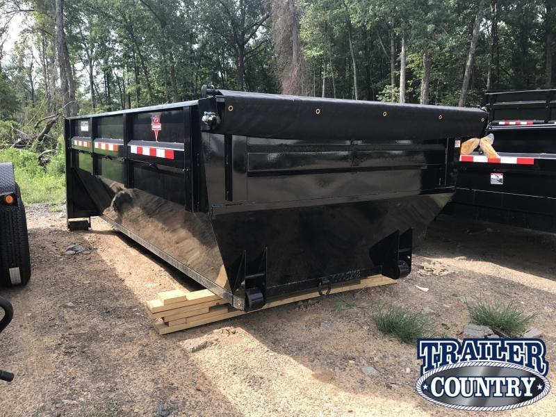 2020 PJ Trailers 83X14 Dump BIN