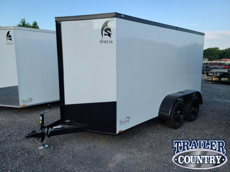 2021 Spartan Cargo 6X12TA Enclosed Cargo Trailer