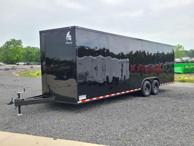 2021 Spartan Cargo 8.5X20 TA Enclosed Cargo Trailer