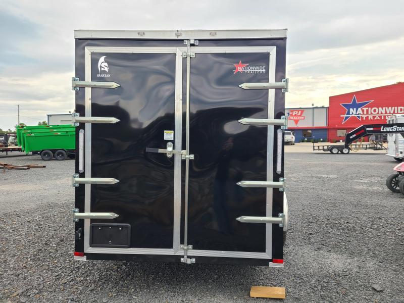 2022 Spartan Cargo 6X2 SA Enclosed Cargo Trailer