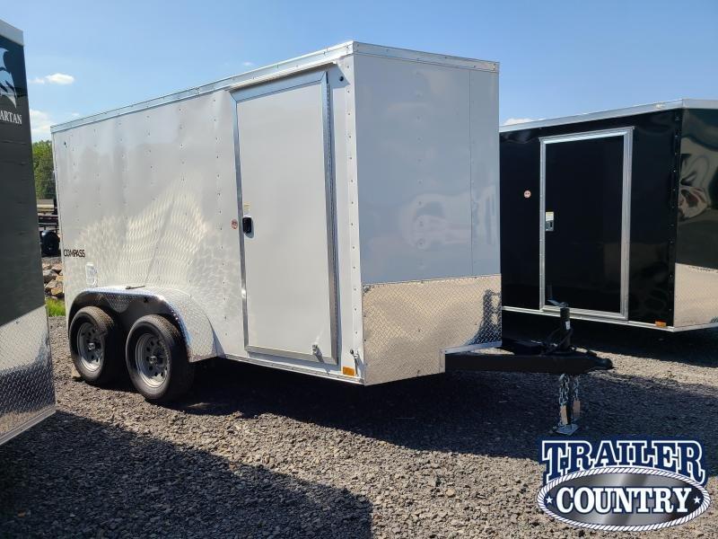 2022 Look Trailers 6X12 TA Enclosed Cargo Trailer