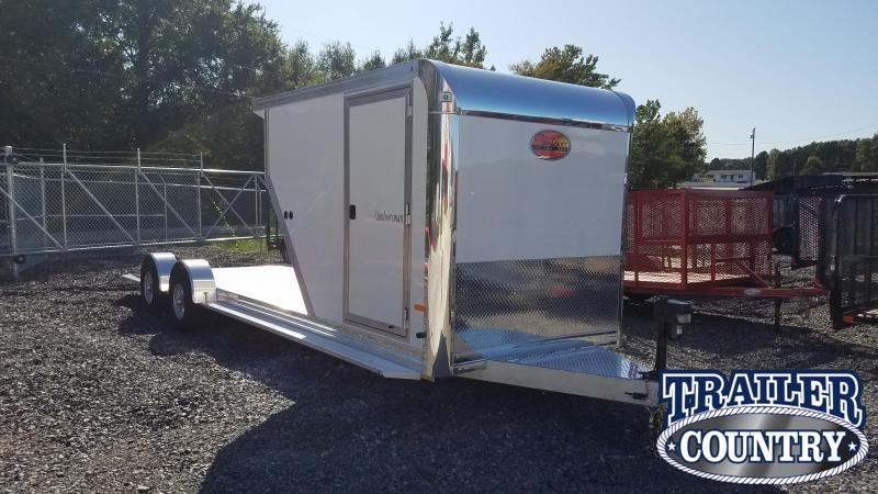 ** MANAGER'S PRICE REDUCTION** 2020 Sundowner Trailers 25 FT Car / Racing Trailer