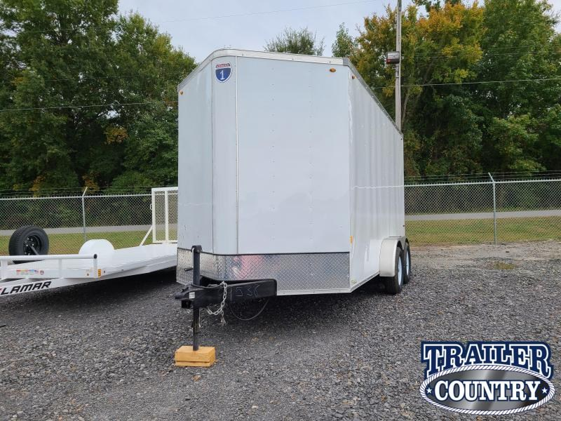 2020 Interstate 7X14 TA Car / Racing Trailer