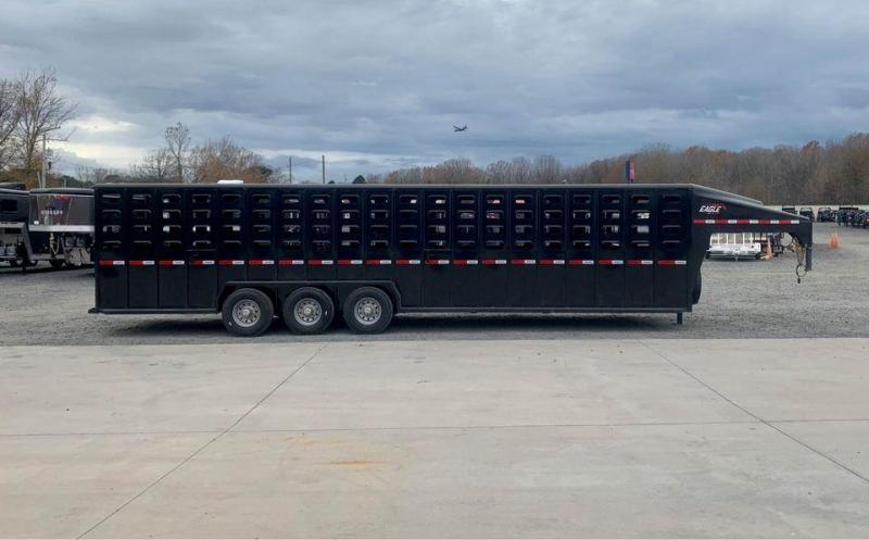 2021 Maxxim Industries Eagle Livestock Trailers