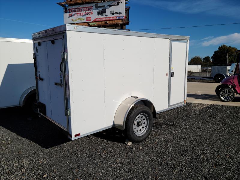 2021 Spartan Cargo 5X10 SA Enclosed Cargo Trailer