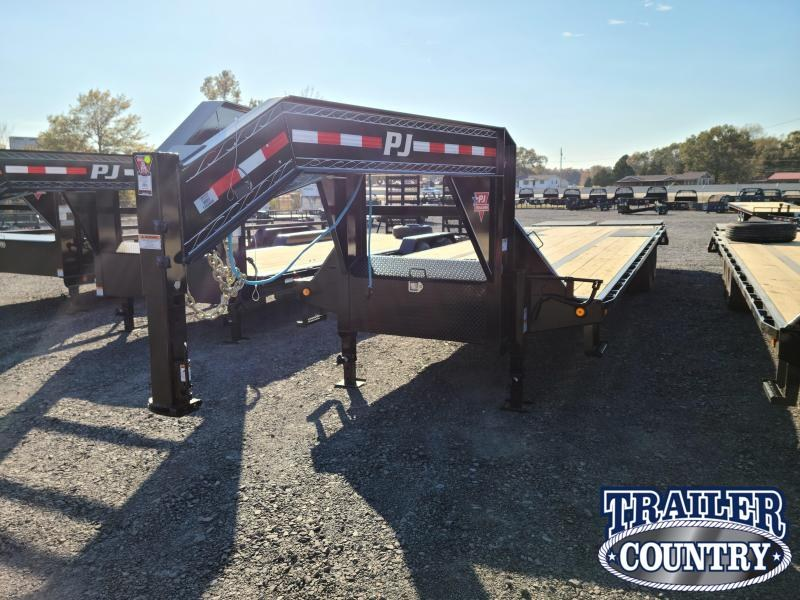 2021 PJ Trailers 102X32 TA LOW PRO WITH DUALS Flatbed Trailer