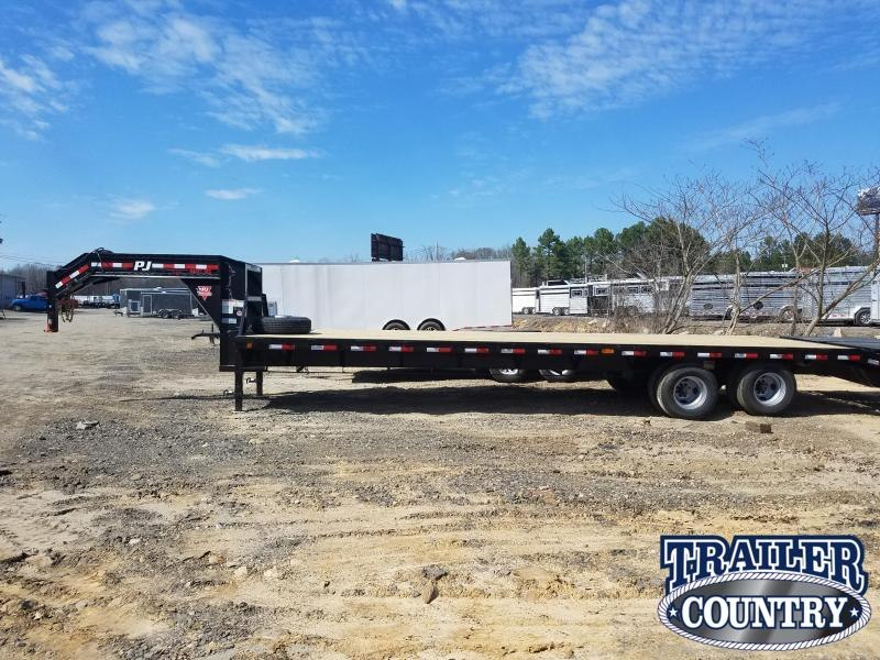***RENTAL***   2019 PJ Trailers 32 FLATDECK Flatbed Trailer