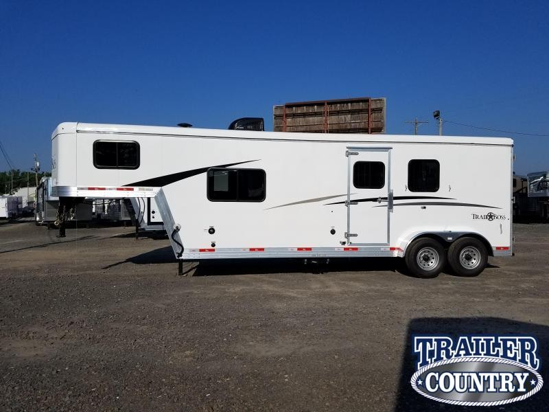 ***CLEARANCE*** 2019 BISON LIVING QUARTERS 7209TB Trailer
