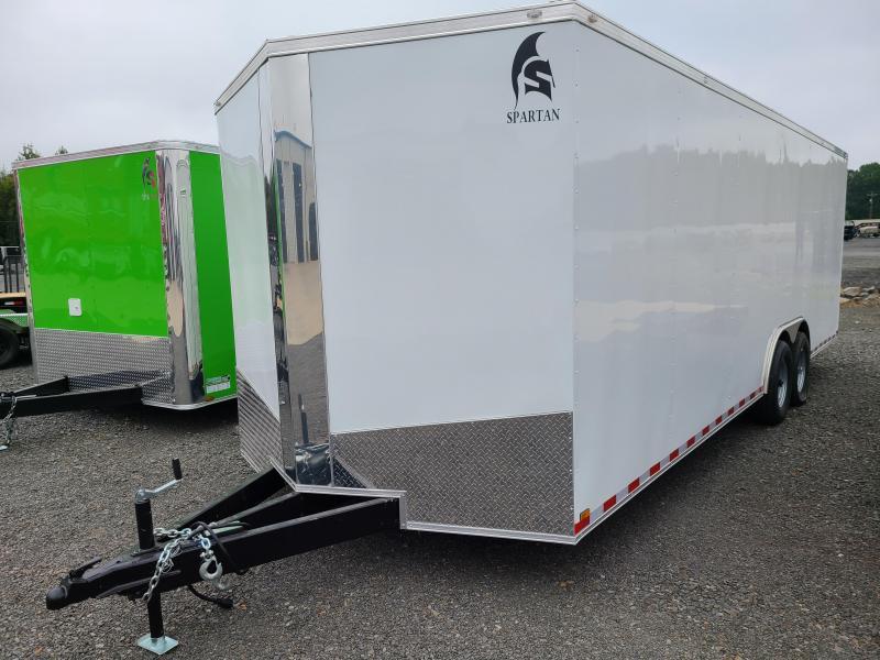 2021 Spartan Cargo 8.5X24 TA Enclosed Cargo Trailer