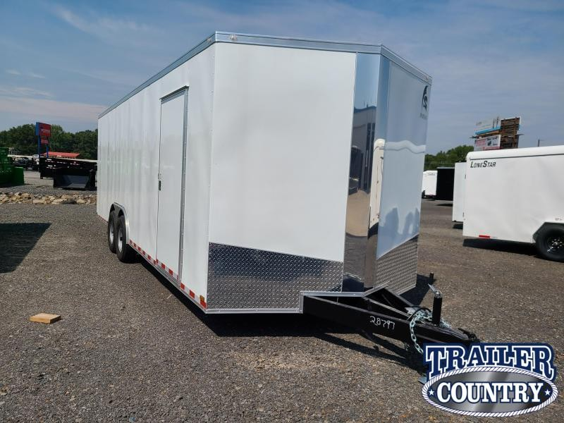 2021 Spartan Cargo 8.5X24 TA Enclosed Cargo Trailer