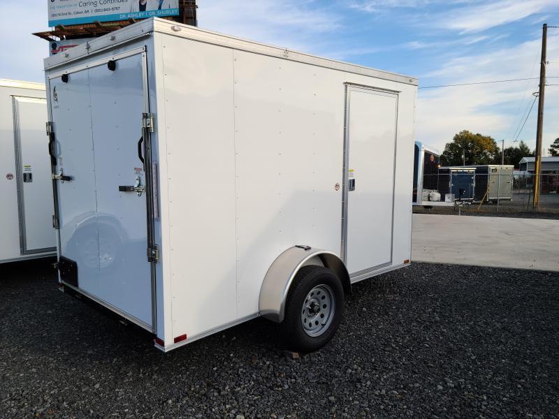 2021 Spartan Cargo 6X10SA Enclosed Cargo Trailer