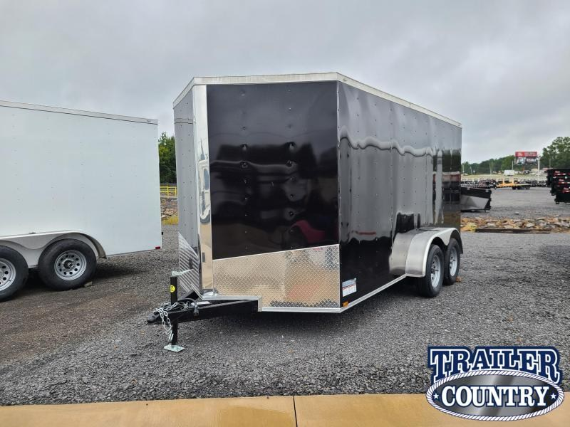 2021 Spartan Cargo 7X14 TA Enclosed Cargo Trailer