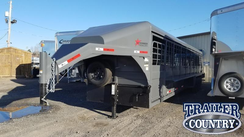 ***PRICE REDUCTION*** 2019 Nationwide Trailer RAWMAXX Livestock Trailer
