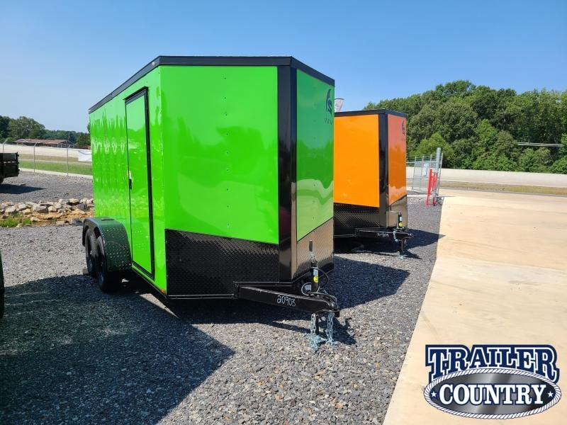 2021 Spartan Cargo 612 TA Enclosed Cargo Trailer
