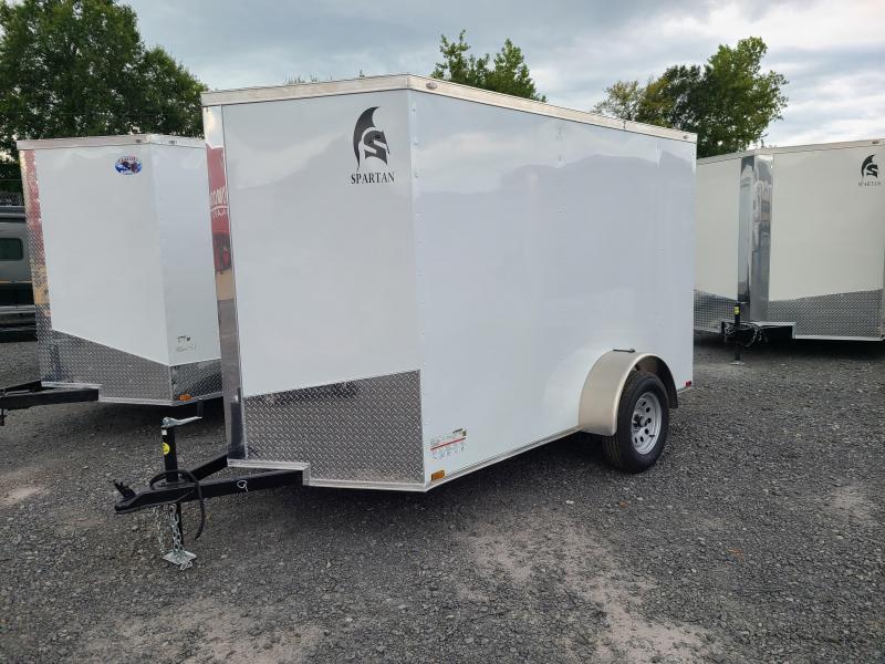 2022 Spartan Cargo 6X10 SA Enclosed Cargo Trailer
