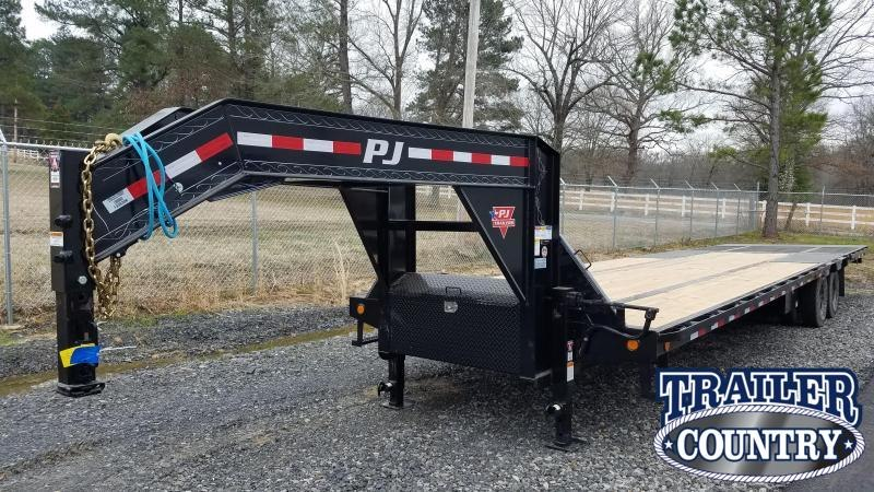 2020 PJ Trailers 102X36 LOW-PRO Flatbed Trailer
