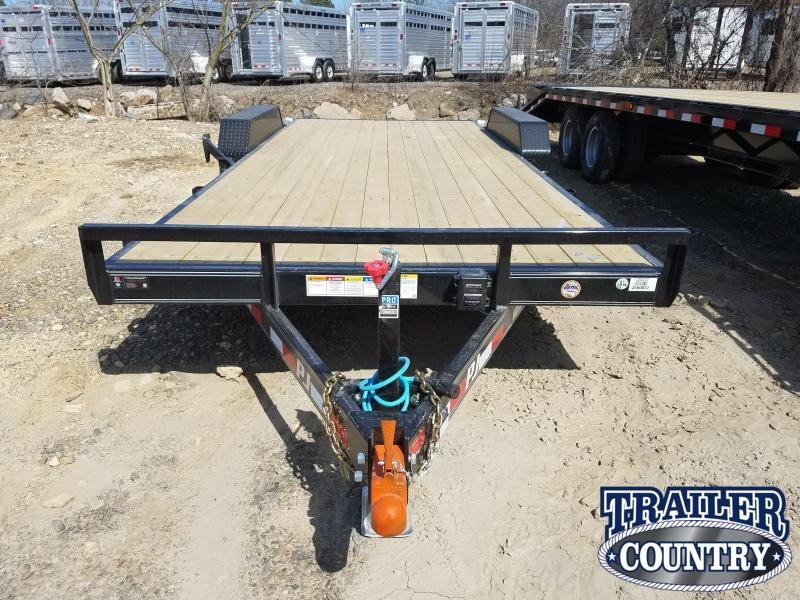 ***RENTAL***  2019 PJ Trailers-- 20 equipment Equipment Trailer